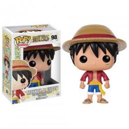 Монки Д. Луффи (Monkey D. Luffy) из аниме Ван Пис Большой Куш