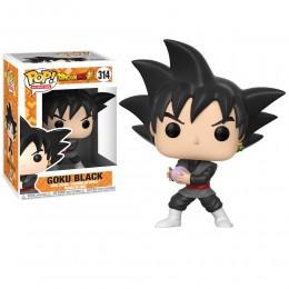 Гоку черный (Goku Black) из аниме сериала Драконий жемчуг Супер