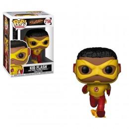 Кид Флэш (Kid Flash) из сериала Флэш