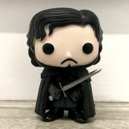 Джон Сноу за стеной в снегу (Jon Snow Beyond the Wall БЕЗ КОРОБКИ (Эксклюзив)) из сериала Игра престолов