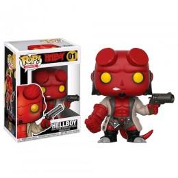 Хеллбой в куртке (Hellboy with Jacket) из комиксов Хеллбой