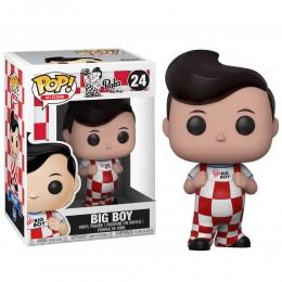Боб, символ ресторанов Bob's Big Boy (Bob Bob's Big Boy) из серии Кумиры