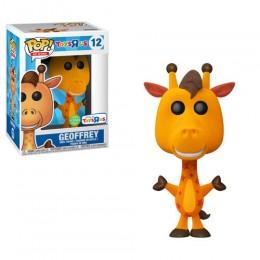 Жираф Джеффри флокированный (Geoffrey Flocked (Экслюзив Toys R Us)) из серии Кумиры