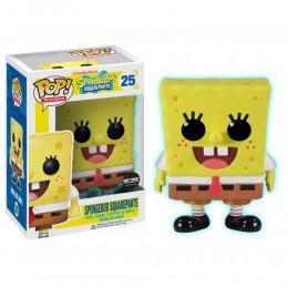 Губка Боб Квадратные Штаны светящийся (SpongeBob SquarePants GitD (Эксклюзив Hot Topic)) из мультика Губка Боб Квадратные Штаны
