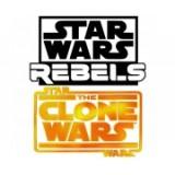 Star Wars: Rebels / Star Wars: The Clone Wars (Звёздные войны: Повстанцы / Звёздные войны: Войны клонов)