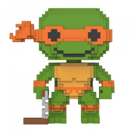 Микеланджело 8-бит (Michelangelo 8-Bit) из мультика Черепашки-ниндзя