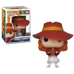 Кармен Сандиего исчезающая (Carmen Sandiego Fade (Эксклюзив Gamestop)) из сериала Где находится Кармен Сандиего?