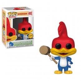 Вуди Вудпекер с колотушкой (Woody Woodpecker with Mallet (Chase)) из мультсериала Вуди Вудпекер