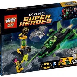 07001 Lepin Зелёный Фонарь против Синестро
