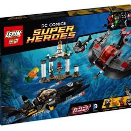 07003 Lepin Глубоководная атака Чёрной Манты