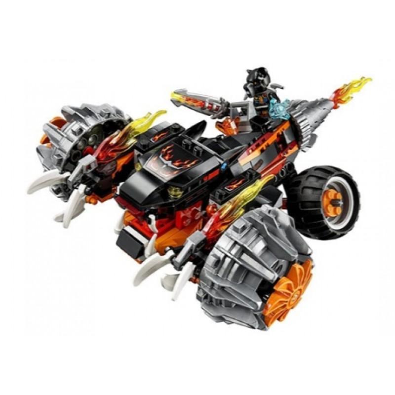 04015 Lepin Огненный вездеход Тормака