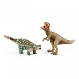 Зайхания и гиганотозавр, малые