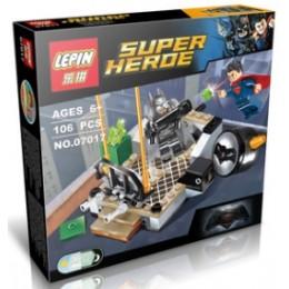 07017 Lepin Бэтмен против Супермена: Битва супергероев