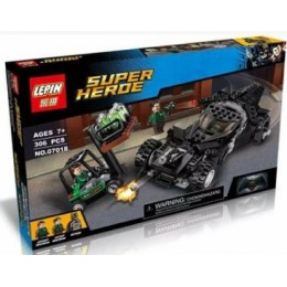 07018 Lepin Бэтмен против Супермена: Перехват криптонита