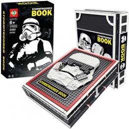 J13003 J Имперские штурмовики Stormtrooper Book