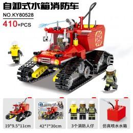 KY80528 Kazi Гусеничная пожарная цистерна с водой