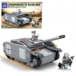 KY82044 Kazi Немецкая САУ Jagdpanzer IV