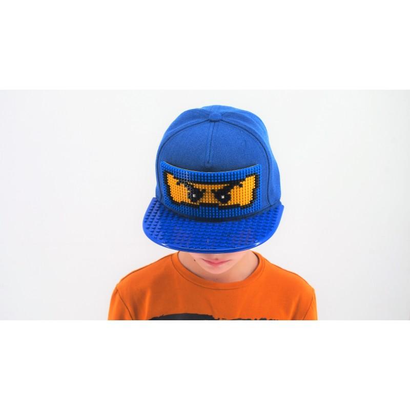 """Кепка-конструктор """"Ninjago Джей"""" - cl002"""