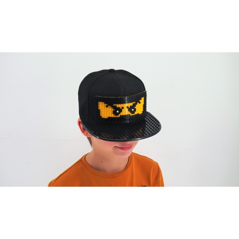 "Кепка-конструктор ""Ninjago Коул"" - cl005"