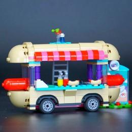 01007 Lepin Парк развлечений: фургон с хот-догами