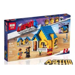 45010 Lepin Дом мечты / Спасательная ракета Эммета