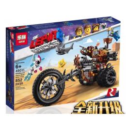 45011 Lepin Хеви-метал мотоцикл Железной бороды