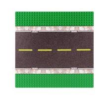 8814 LEPIN Прямая дорога (строительная пластина)