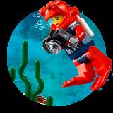 Исследователи морских глубин