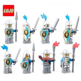 AX9801 LOJO 8 Рыцарей Синего Льва