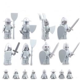 AX9811 LOJO Набор из 8 минифигурок рыцарей