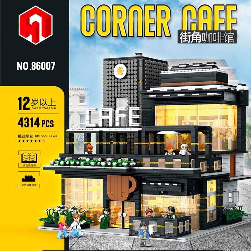 86007 LQS Кафе на углу