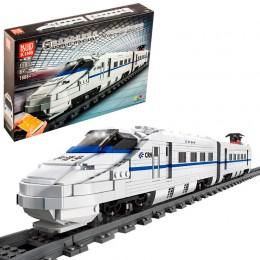 12002 MOULD KING Скоростной поезд CRH2A