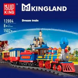 12004 MOULD KING Железная дорога Уолта Диснея