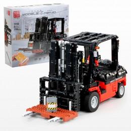 13106 MOULD KING Вилочный погрузчик Forklift Mk II (с моторизацией)