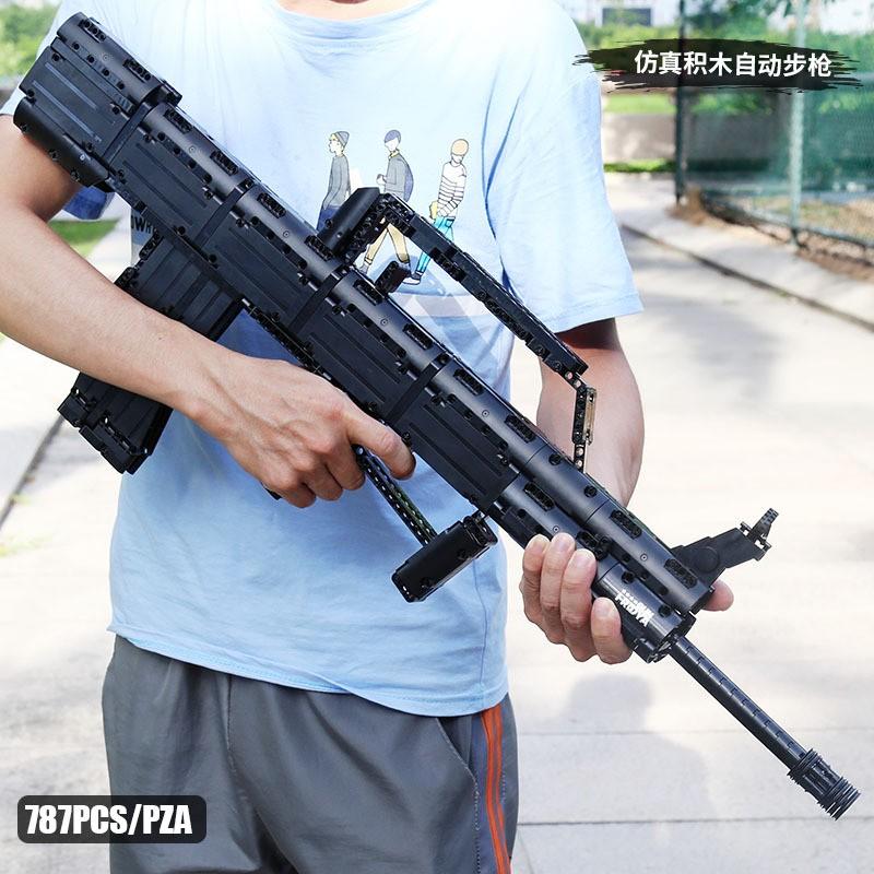 14005 MOULD KING Автоматическая винтовка Тип 95