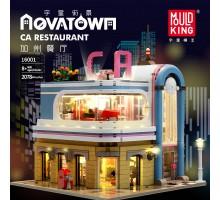 16001 MOULD KING Ресторан Калифорния