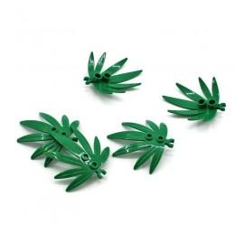 растения - листья 100 шт