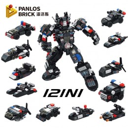 633053 Panlos Brick Робокар Поли