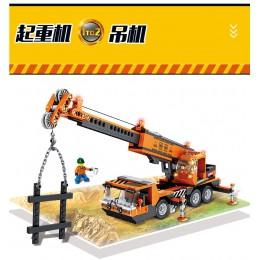640003C Panlos Brick Строительная бригада: Подъемный кран