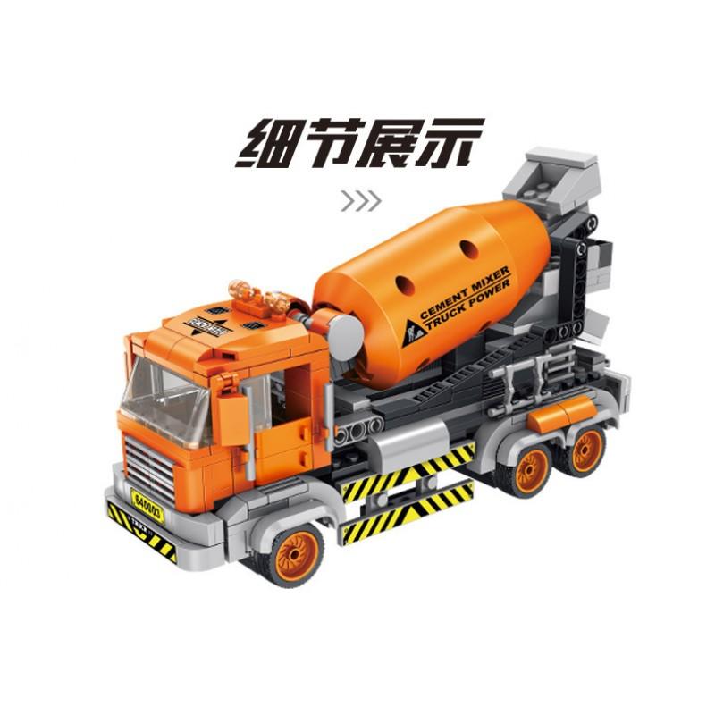 640003D Panlos Brick Строительная бригада: Бетономешалка