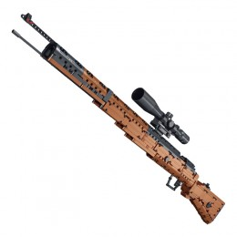 670012 Panlos Brick Винтовка Kar98k Mauser