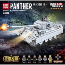 100064 Quanguan Танк Пантера «Panther»
