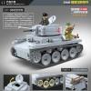 100082 Quanguan Легкий немецкий танк LT vz.38 PZKPFW 38(t)