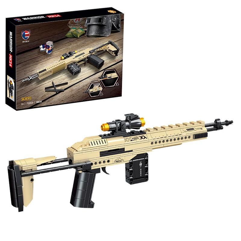 70003 RAEL Снайперская винтовка MK14