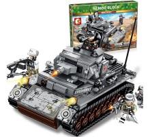 101322 Sembo Block Немецкий танк IV