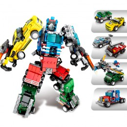 103225-103228 Sembo Block Трансформер (4 в 1)