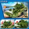 105425-105428 Sembo Block Основной боевой танк Тип 99А: 4 в 1