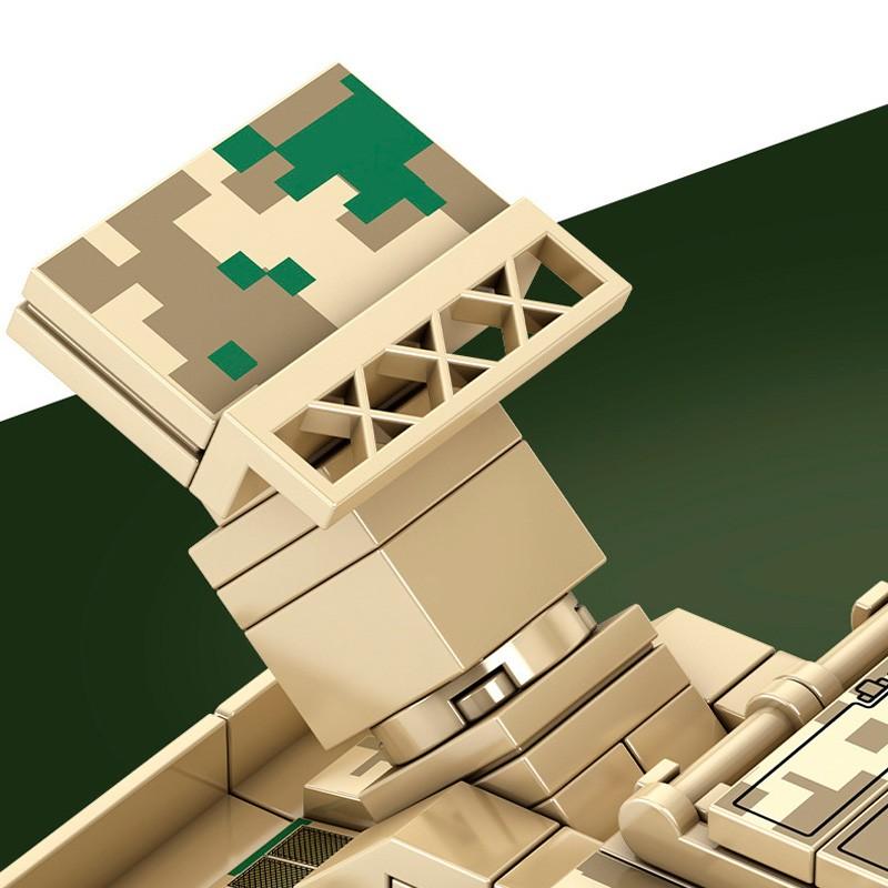 105603 Sembo Block Зенитный ракетный комплекс HQ-17A