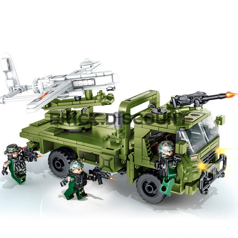 105621 SEMBO Транспортно-пусковая установка с БПЛА