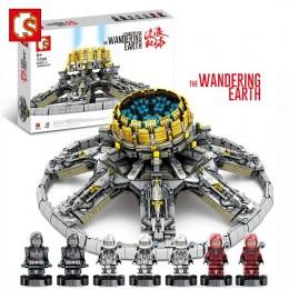 107028 Sembo Blocks Блуждающая земля: Планетарный двигатель